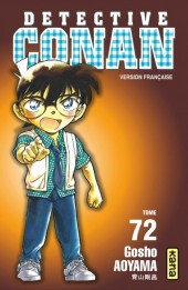 Détective Conan -72- Tome 72