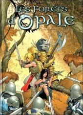 Les forêts d'Opale -1c04- Le Bracelet de Cohars