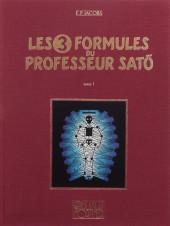 Blake et Mortimer -11TL- Les 3 formules du Professeur Satô - Tome 1
