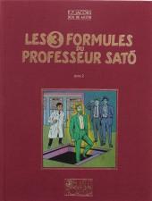Blake et Mortimer (Les Aventures de) -12TL- Les 3 Formules du Professeur Satô - Tome 2