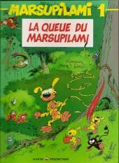 Marsupilami -1c- La queue du marsupilami