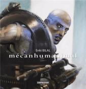 (AUT) Bilal -Cat5- Mécanhumanimal