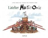 L'atelier Mastodonte - Tome 1