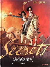 Secrets - ¡Adelante! -1- Tome 1/2