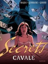 Secrets - Cavale -1- Tome 1/3