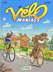 Les vélo Maniacs -9- Tome 9