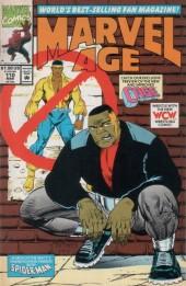Marvel Age (1983) -110- Marvel Age 110