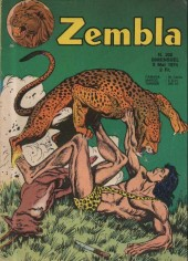 Zembla -202- Le chien de pierre