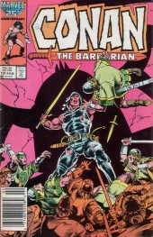 Conan the Barbarian Vol 1 (Marvel - 1970) -191- Deliverance