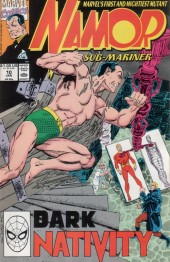 Namor, The Sub-Mariner (Marvel - 1990) -10- Dark nativity