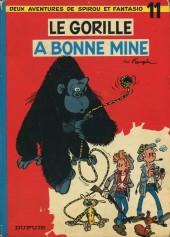 Spirou et Fantasio -11b73- Le gorille a bonne mine