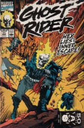 Ghost Rider (1990) -11- Through a Nightmare Revealed...