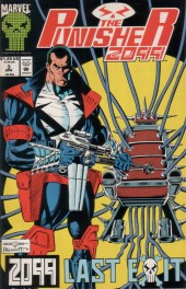 Punisher 2099 (Marvel comics - 1993) -3- Last exit from the Bronx