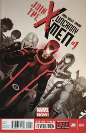 Uncanny X-Men (2013) -1- The New Revolution