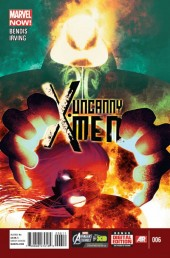 Uncanny X-Men (2013) -6- Issue 6