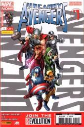 Uncanny Avengers (1re série) -1- Nouvelle Union