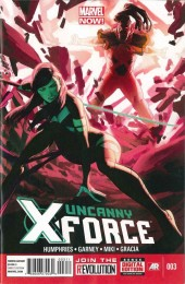 Uncanny X-Force (2013) -3- Sweet Virginia