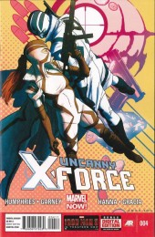 Uncanny X-Force (2013) -4- Street Fighting Man