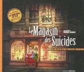 Le magasin des suicides -HS- Le livre du film