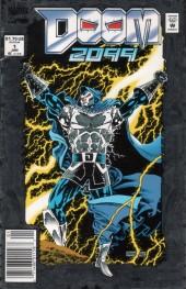 Doom 2099 (Marvel comics - 1993) -1- Muses of fire!
