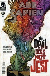 Abe Sapien (2008) -10- The Devil Does Not Jest (Part 2 of 2)