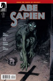 Abe Sapien (2008) -12- Dark and Terrible (Part 2 of 3)