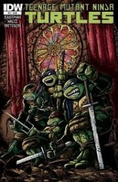 Teenage Mutant Ninja Turtles (2011) -21- Issue 21
