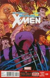 Wolverine and the X-Men Vol.1 (Marvel comics - 2011) -28- Savage Learning (Part 4 of 4) School of Snikt