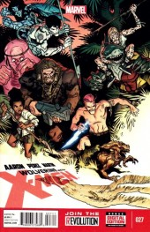 Wolverine and the X-Men Vol.1 (Marvel comics - 2011) -27- Savage Learning (Part 3 of 4) Generation Dog