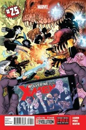 Wolverine and the X-Men Vol.1 (Marvel comics - 2011) -25- Savage Learning (Part 1 of 4) Survival 101