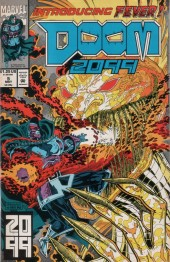 Doom 2099 (Marvel comics - 1993) -5- This man condemned