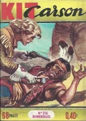 Kit Carson -216- Petit soldat grand héros