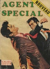 Agent spécial (Edi-Europ) -62- Une brune et une rousse