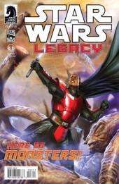 Star Wars: Legacy (2013) -3- Prisoner of the floating world part 3