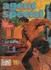 Agent spécial (Edi-Europ) -75- La faux rouge