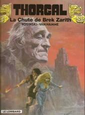Thorgal -6b99- La Chute de Brek Zarith
