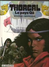 Thorgal -10c1997- Le pays Qâ