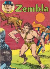 Zembla -208- Le renard