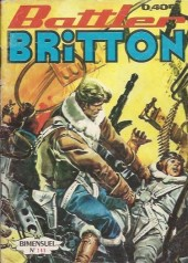 Battler Britton (Imperia) -143- Mer de feu