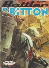 Battler Britton (Imperia) -172- Le tunnel des sables