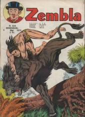 Zembla -226- Le lion noir
