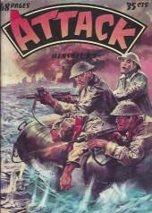 Attack (1re série) -2- Paul Brave et... le drapeau de la gloire