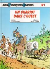 Les tuniques Bleues -1e12- Un chariot dans l'ouest
