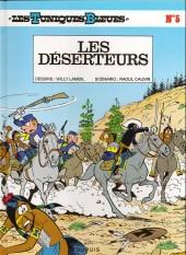 Les tuniques Bleues -5c2012- Les déserteurs