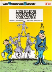 Les tuniques Bleues -12c2012- Les Bleus tournent cosaques