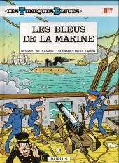 Les tuniques Bleues -7d2012- Les bleus de la marine