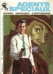 Agents Spéciaux -5- Le sabre de feu