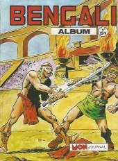 Bengali (Akim Spécial Hors-Série puis Akim Spécial puis) -Rec51- Album N°51 (du n°124 au n°126)