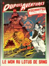 Kogaratsu -1- Le Mon au lotus de sang