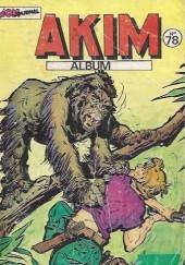 Akim (1re série) -Rec078- Album N°78 (du n°433 au n°436)